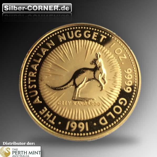 Australian Nugget 1991