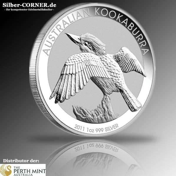 2011 er Kookaburra 1 Oz