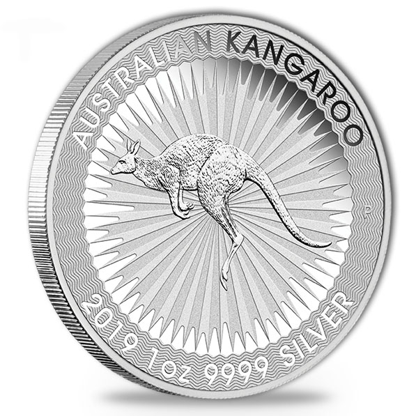 Australien Känguru 1 Oz Silber 2020*