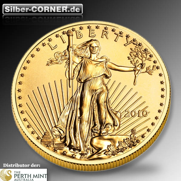 1/4 Oz Gold Eagle