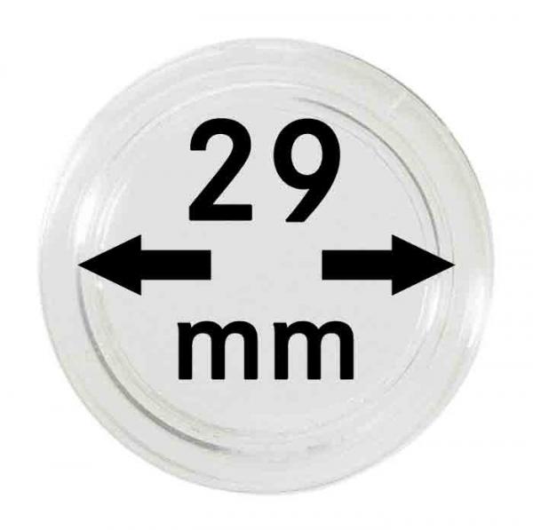 Münzkapsel 29mm