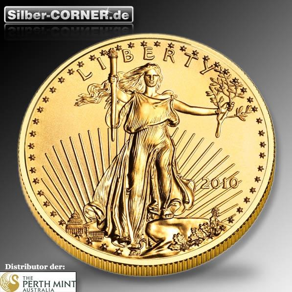 1/4 Oz Gold Eagle