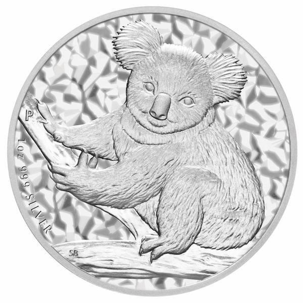Koala Silbermünze 1 Unze 2009