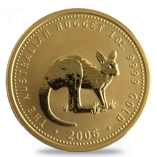 1 Oz Gold Känguru 2006