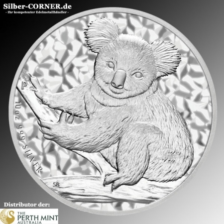 1 Oz Koala 2009 Perth Mint
