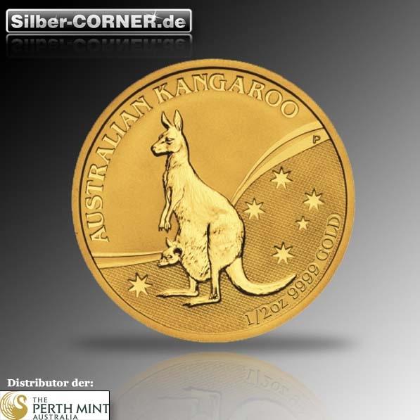 Känguru 1/4 Oz Gold 2009
