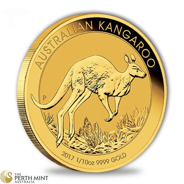 Känguru 1/10 Oz Gold 2017