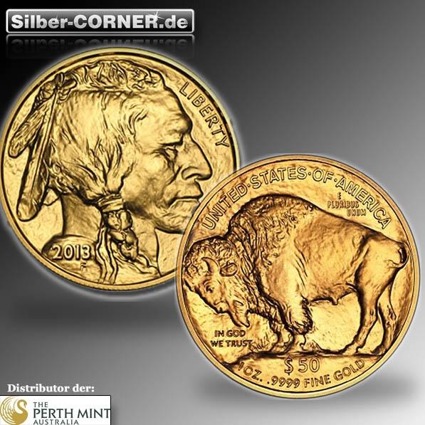 American Buffalo Gold 1 Oz