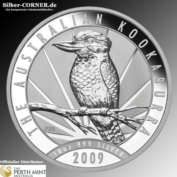 Kookaburra 2009 10 Oz AG *