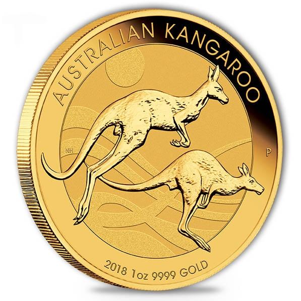 Känguru 1 Oz Gold 2018