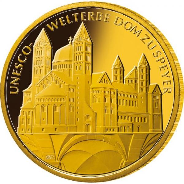 Dom zu Speyer 1/2 Oz Gold 2019