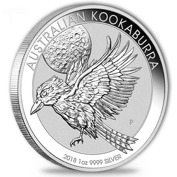 Kookaburra 2018 1 Oz Silber*