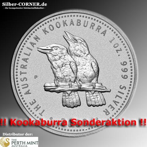 Silber 2006 Kookaburra 1 Oz