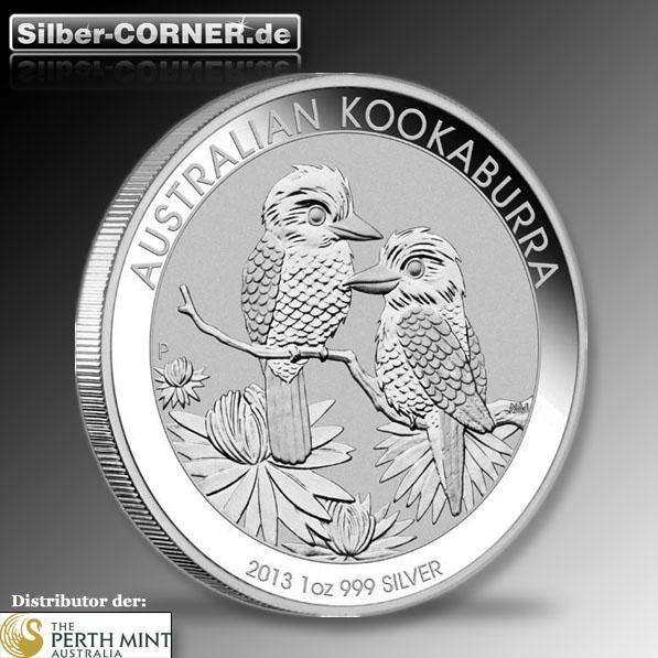 2013 Kookaburra 1 Oz