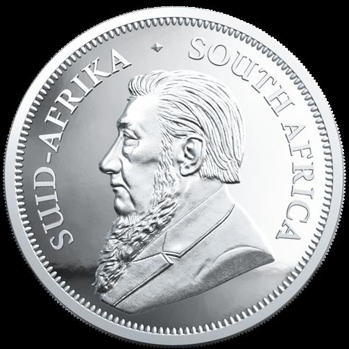 Silber Krügerrand 1 Oz div Jahrgänge *