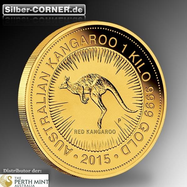 Kangaroo 1 KG Gold