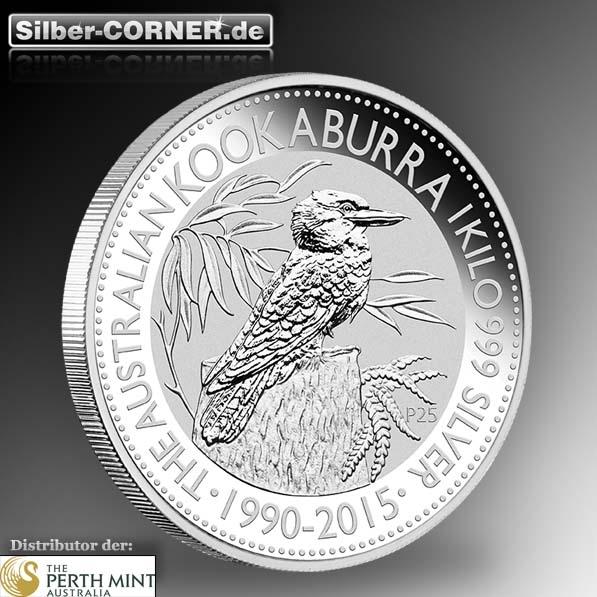 1 KG Kookaburra 2015