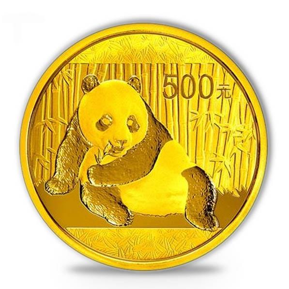 Panda 30 Gramm Gold diverse JG