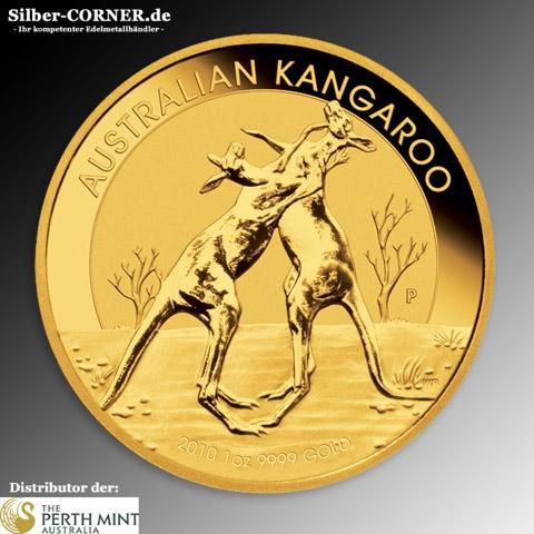 Känguru 1 Oz Gold 2010