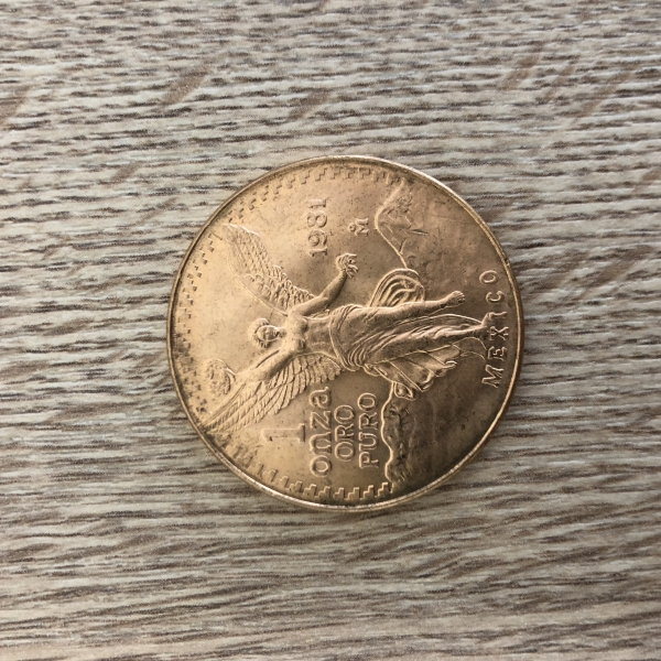 Mexico Libertad 1 Oz Gold div Jahrgänge