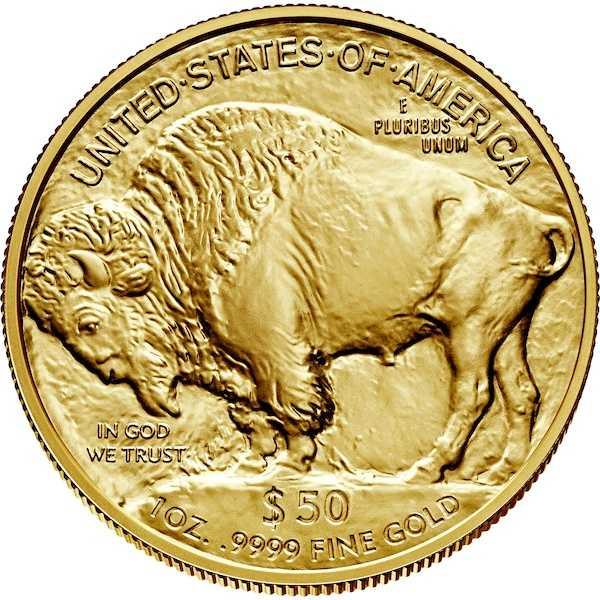 American Buffalo Gold 1 Oz 2021
